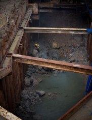 Worker Digging, Construction Site, Hong Kong (IMG_0917)