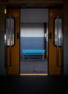 Bench, Metro, South Africa (2484)