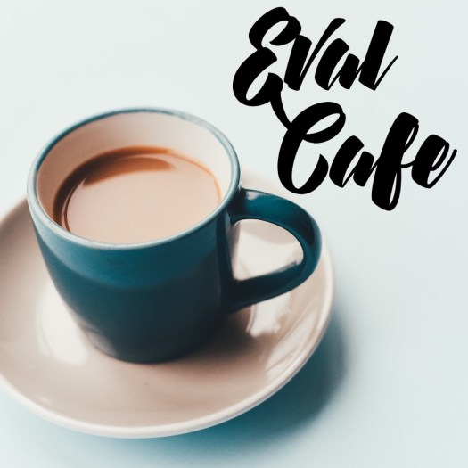 Logo for Eval Cafe