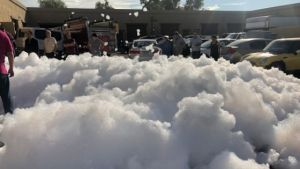 Foam Party for kids
