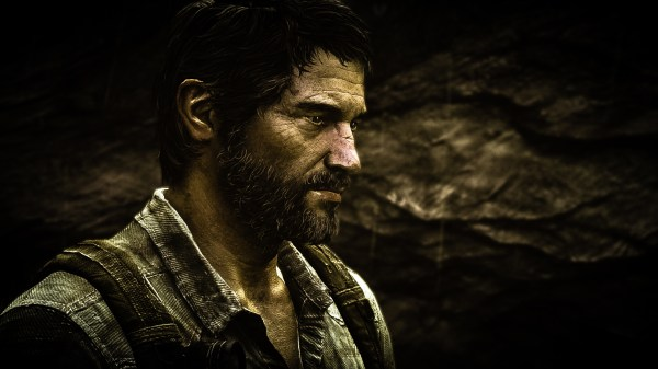 screenshot from The Last of Us video game