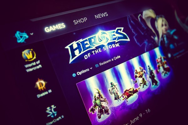Heroes of the Storm | photograph by Brian J. Matis