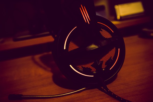 diablo III headphones | photograph by Brian J. Matis
