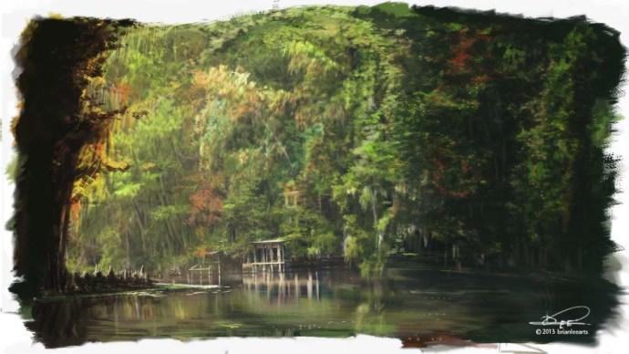 Autumn Bayou