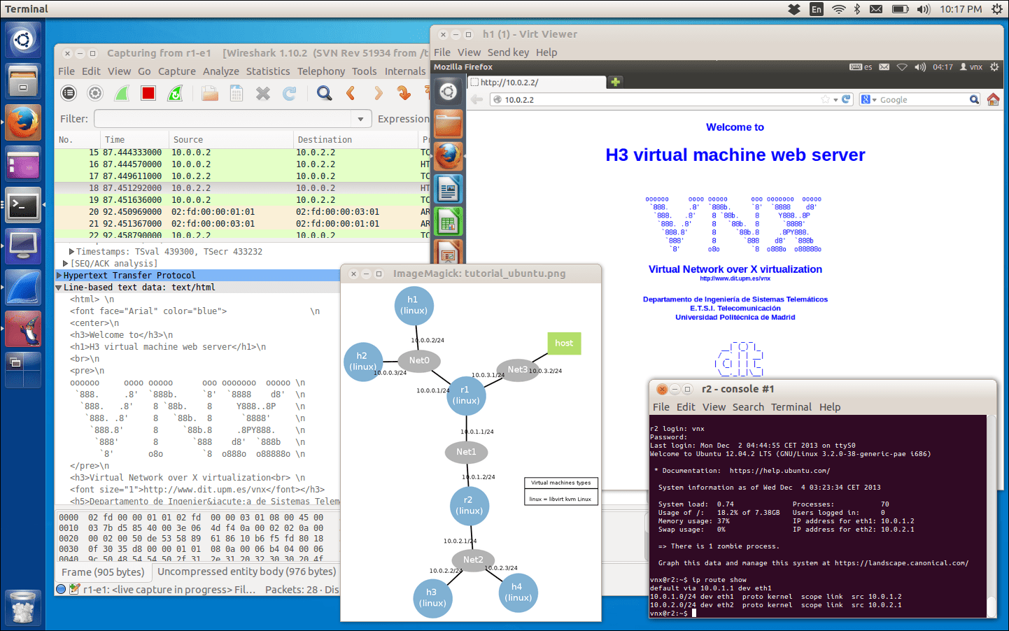 Open Source Routing And Network Simulation Tag Archive Vnx