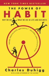 "Book Cover for ""The Power of Habit"""