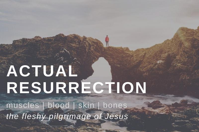 actual resurrection title