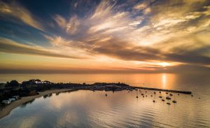 Mornington Bliss - Aerial Artwork