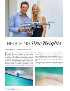 Peninsula Essence - Article on Brian Randall