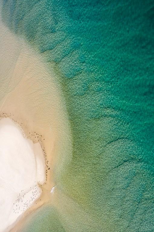 Sea Dreams - Aerial Artwork