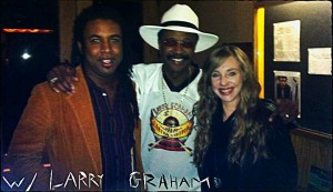 Larry Graham update