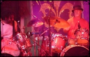 Double-Drumming with Billy K. of Grateful Dead!