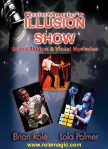 Brian & Lola Illusion Show