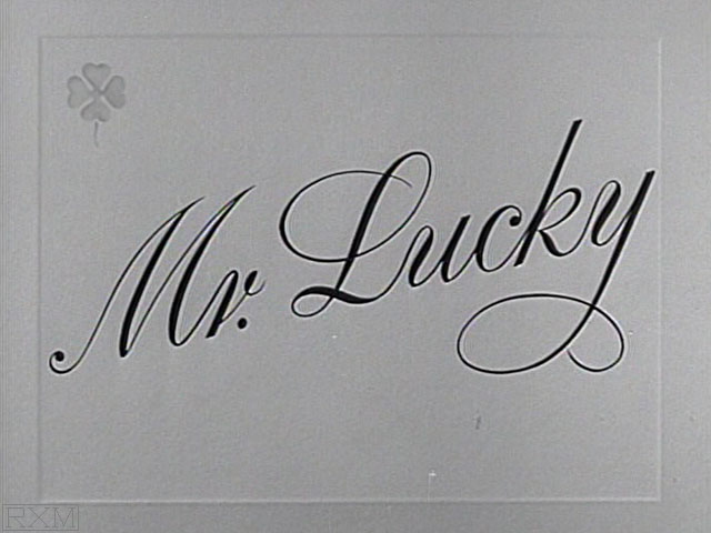 Mr. Lucky (1943) - Coins in Movies