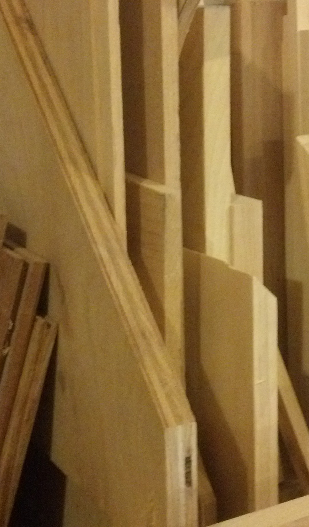 What to do with Scrap wood