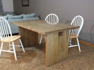 Modern contempoarary Table
