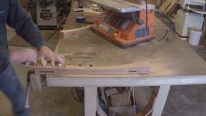 Flexible Sanding Strip