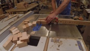 incra hd10000 miter gauge in action