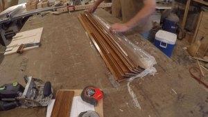 strand bamboo flooring upcycled