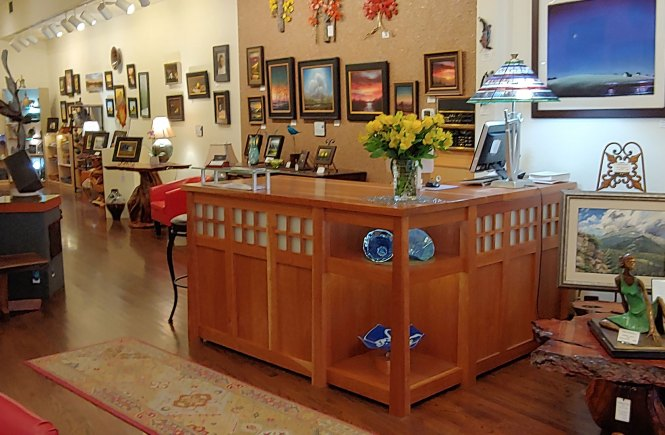 Hunter Wolff Art Gallery