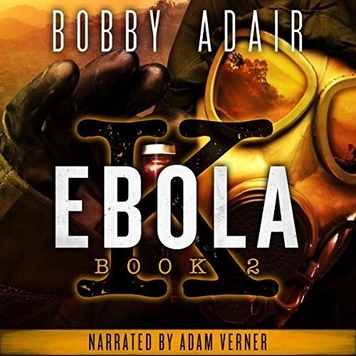 Ebola K Audiobook Cover