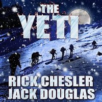 The Yeti Cover (climbers climbing up a snowy mountain)