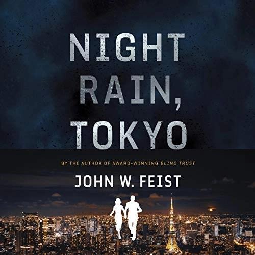 Night Rain, Tokyo