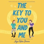 The Key to You and Me Audiobook Cover