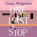 One Last Stop Audiobook Cover