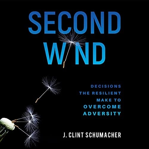 Second Wind Audiobook Cover