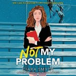 Not My Problem Audiobook Cover