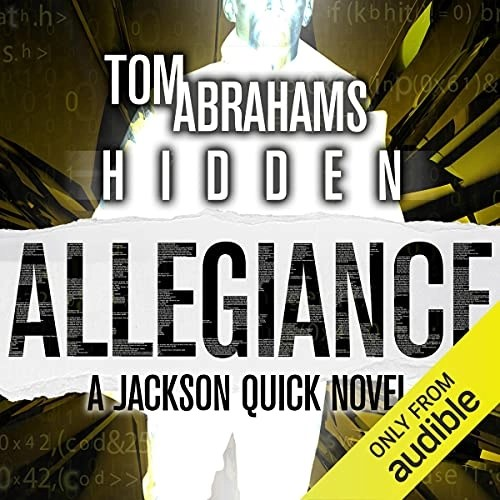 Hidden Allegiance Audiobook Cover