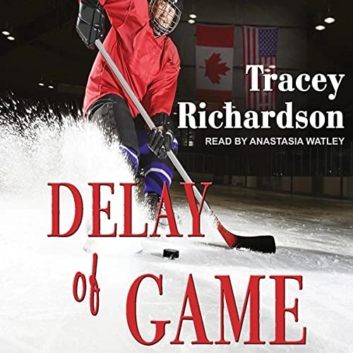 Delay of Game Audiobook Cover