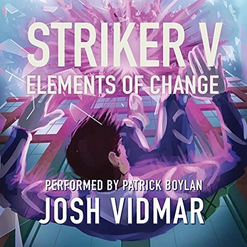 Striker V Audiobook Cover