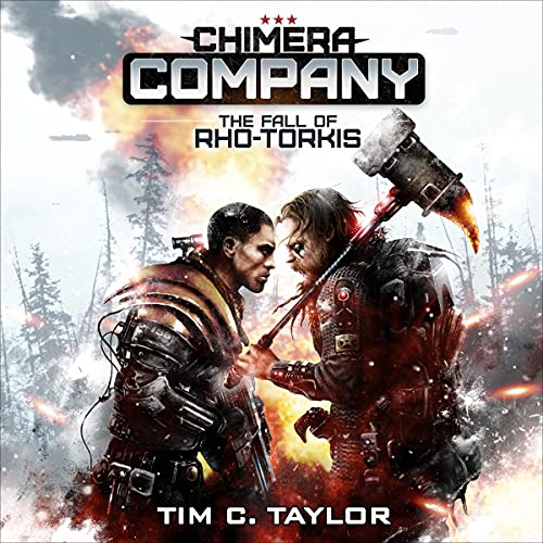 The Fall of Rho-Torkis Audiobook Cover