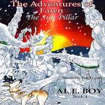 The Sun Pillar Audiobook Cover