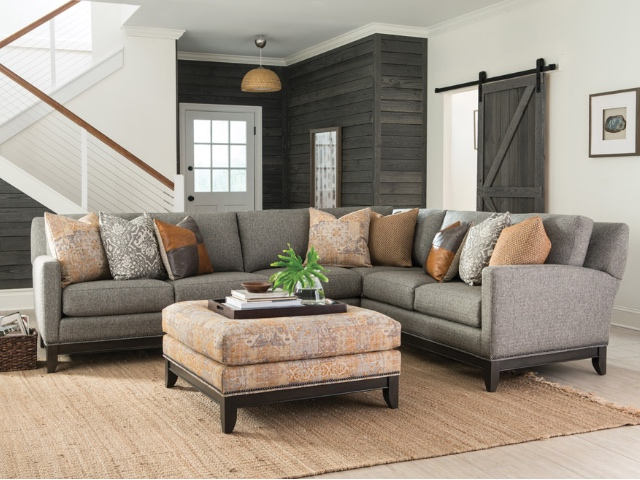 238 Sectional by Smith Brothers