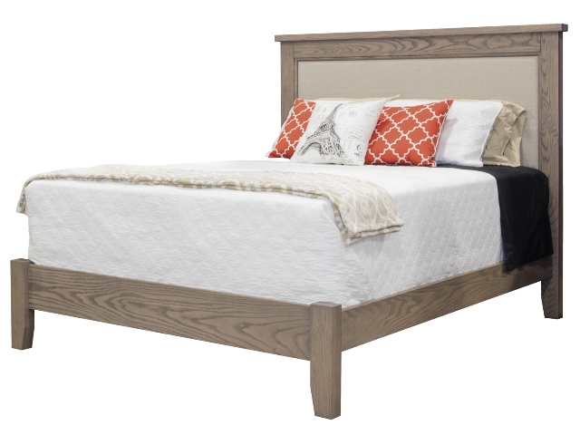 Kensington Fabric Panel Bed