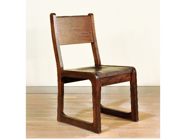 Live Edge Monkey Chair