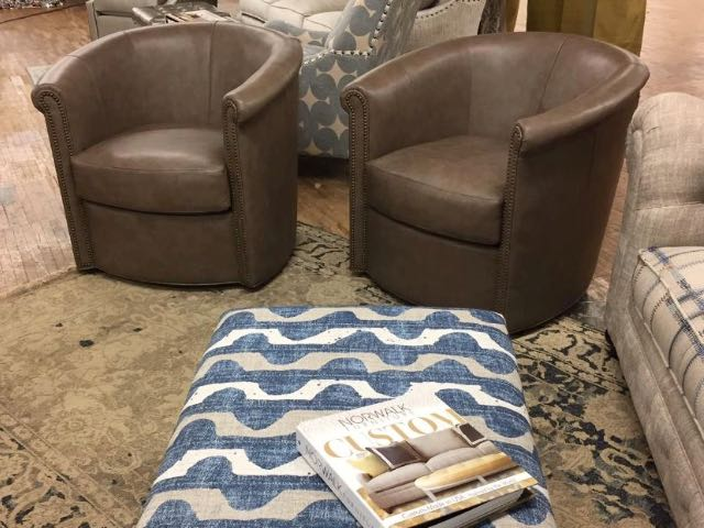 Macon Swivel Chair