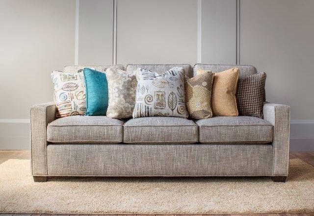 Hallagan Furniture Sofa -74TA