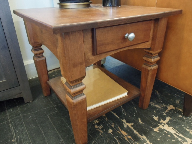 Estate End Table