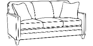 3132-11 Sofa