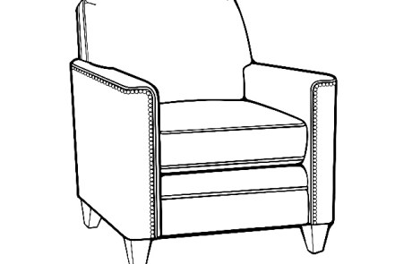 2) 3122 Chairs