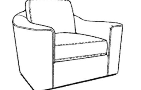 559 Swivel Chair & otto