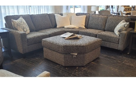Louise 3pc. Sectional