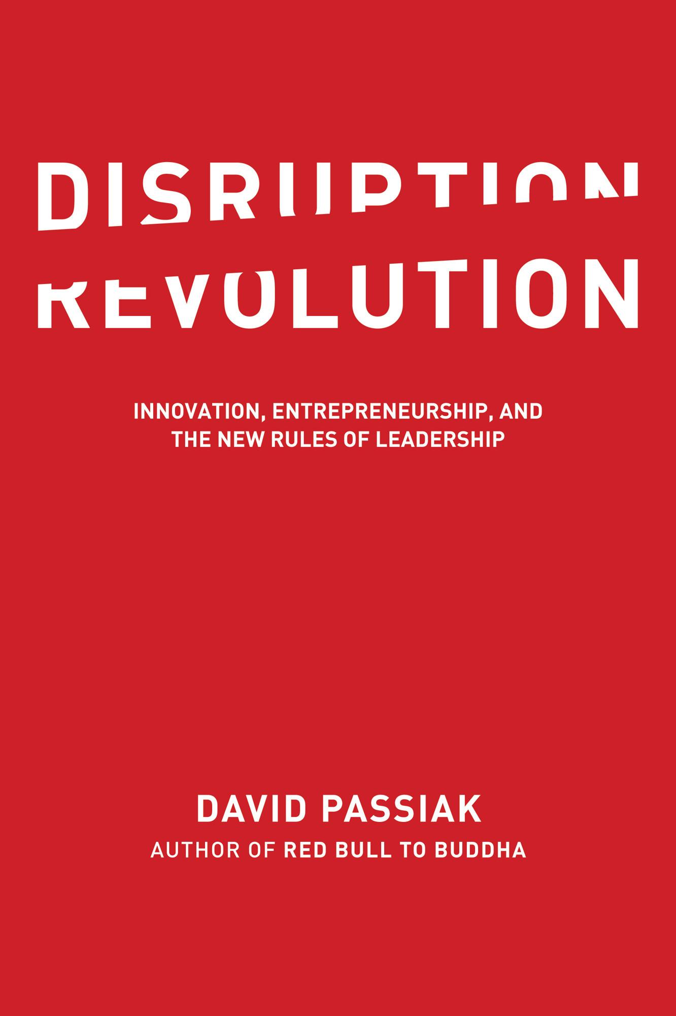 Disruption Revolution Cover