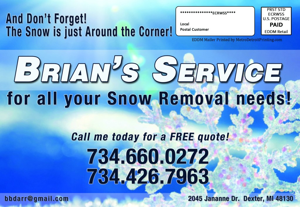 Brians Service EDDM Back 10-6-14 img