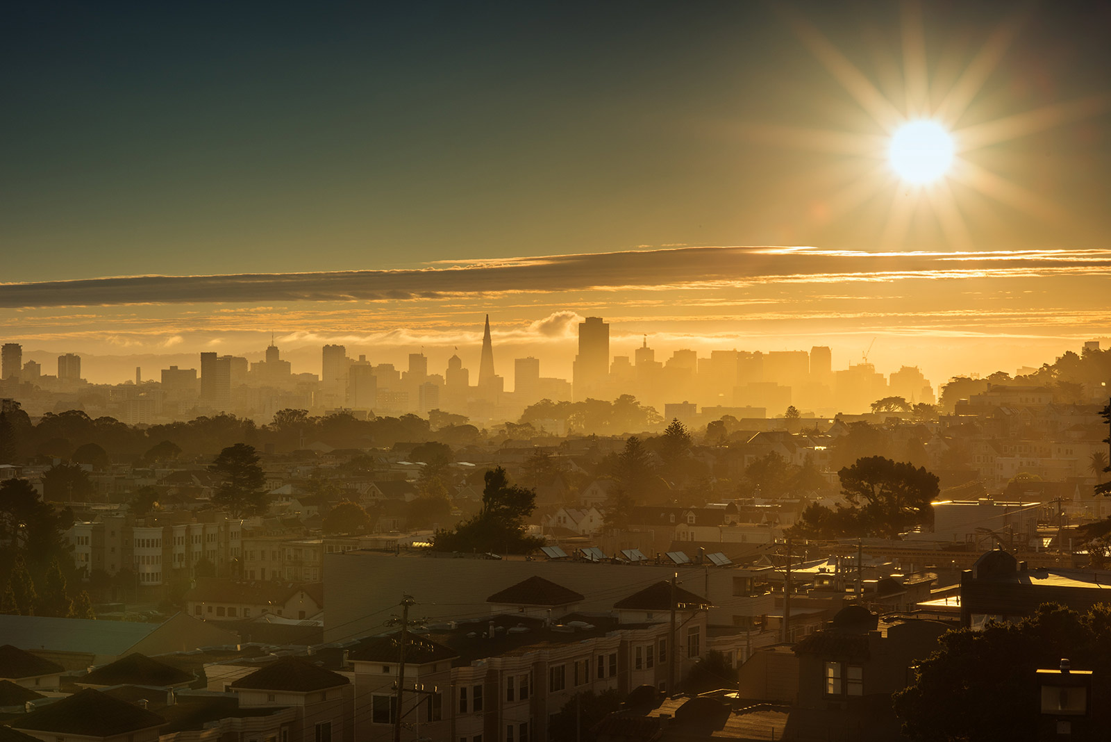 San-Francisco-Sunrise