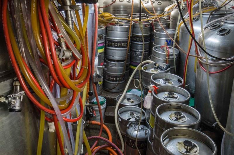 Magnolia Brewery Cellar